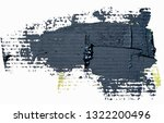 template for your banner text   ... | Shutterstock .eps vector #1322200496