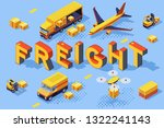 export road air concept.... | Shutterstock .eps vector #1322241143