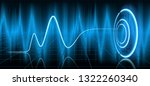 abstract fantastic background... | Shutterstock .eps vector #1322260340