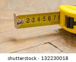 tape measure | Shutterstock . vector #132230018