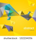 abstract background | Shutterstock .eps vector #132234356