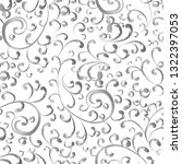 background openwork silver... | Shutterstock .eps vector #1322397053