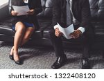 stressed businessman and... | Shutterstock . vector #1322408120