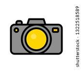 camera vector  social media...