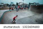 rptra kali jodo  jakarta  ...   Shutterstock . vector #1322604683