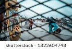 rptra kali jodo  jakarta  ...   Shutterstock . vector #1322604743