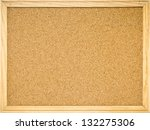 Color Shot Of A Brown Cork...