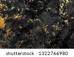 marble black golden texture... | Shutterstock . vector #1322766980