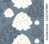 agave contemporary vector...   Shutterstock .eps vector #1322767889