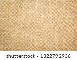 burlap texture background. | Shutterstock . vector #1322792936