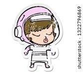 distressed sticker of a cartoon ...   Shutterstock .eps vector #1322796869