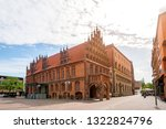 hannover  parliament  building  ... | Shutterstock . vector #1322824796