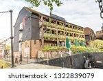 london  uk   may 3  2018  ...   Shutterstock . vector #1322839079