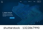 website landing page background....
