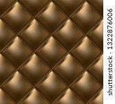 seamless luxury dark gold... | Shutterstock .eps vector #1322876006