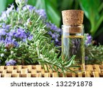 photograph showing a bottle of... | Shutterstock . vector #132291878