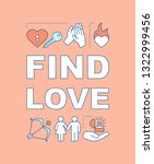 find love word concepts banner. ...