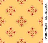 abstract vector pattern... | Shutterstock .eps vector #1323039356