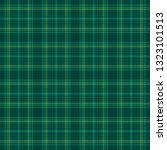 tartan background for st.... | Shutterstock . vector #1323101513
