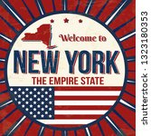 Welcome To New York Vintage...