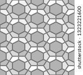 geometrical backdrop. hexagons  ... | Shutterstock .eps vector #1323221600