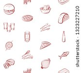 food images. background for... | Shutterstock .eps vector #1323227210
