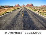 Road To Monument Valley With...