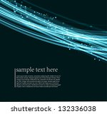 abstract colorful background | Shutterstock .eps vector #132336038