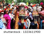 kalash  chitral   pakistan  ... | Shutterstock . vector #1323611900
