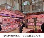 valencia  spain   december 20 ... | Shutterstock . vector #1323612776