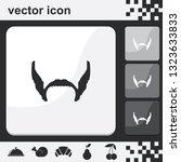 friendly mutton chops style....   Shutterstock .eps vector #1323633833