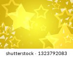 beautiful amber abstract... | Shutterstock . vector #1323792083