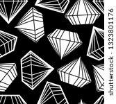 vector seamless pattern from... | Shutterstock .eps vector #1323801176