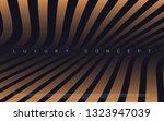 black premium background with... | Shutterstock .eps vector #1323947039