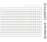 squared manuscript vector paper ...   Shutterstock .eps vector #1323972113