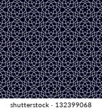 ornamental seamless pattern.... | Shutterstock .eps vector #132399068