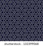 ornamental seamless pattern.... | Shutterstock .eps vector #132399068