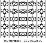 classic seamless vector pattern....   Shutterstock .eps vector #1324013630