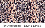 tree branches or coral algae... | Shutterstock .eps vector #1324112483