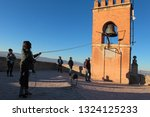grenada  spain   january 2 ... | Shutterstock . vector #1324125233