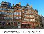 rennes  brittany   france   07...   Shutterstock . vector #1324158716