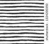 irregular striped brush strokes ... | Shutterstock .eps vector #1324200350