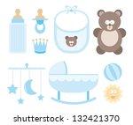 Baby Icon Set   Child Stuff