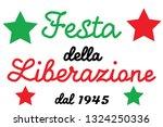 Festa Della Liberazione...