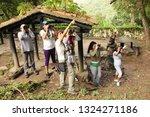 caracas venezuela october 27 ... | Shutterstock . vector #1324271186