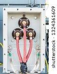 motor terminal box of high... | Shutterstock . vector #1324361609