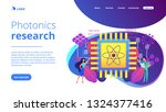tiny people engineer and...   Shutterstock .eps vector #1324377416