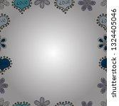 seamless. hand drawn vector... | Shutterstock .eps vector #1324405046