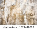 Cracked Rustic Brown Concrete...