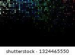 dark multicolor  rainbow vector ... | Shutterstock .eps vector #1324465550